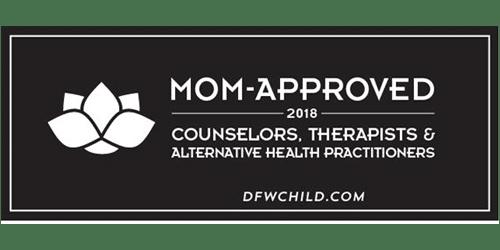 Mom Approved Award